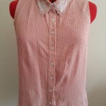 Valleygirl Pink Shirt Style No. 241991 $19.95 -30% off = $13.97