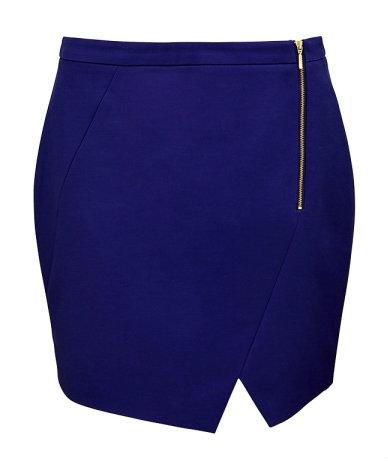 Forever New Christie wrap zip skirt $69.99 -20% off = $56