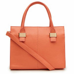 Sportsgirl Mini Stevie Bag (in Coral) $39.95 -20% off = $31.96