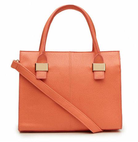 Sportsgirl Mini Stevie Bag (in Coral) $39.95 -20% off = $31.96
