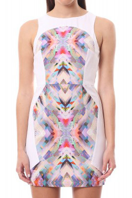 Seduce Diamond Girl Shift Dresss.  Available here.