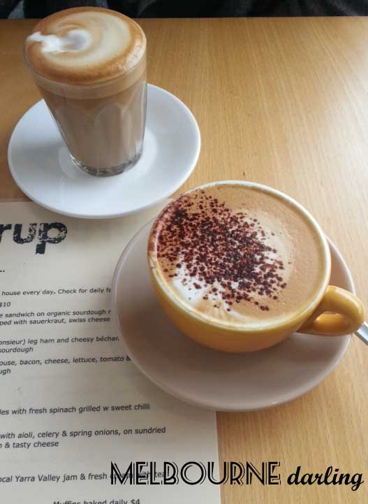 Allpress Coffee at Syrup Watsonia