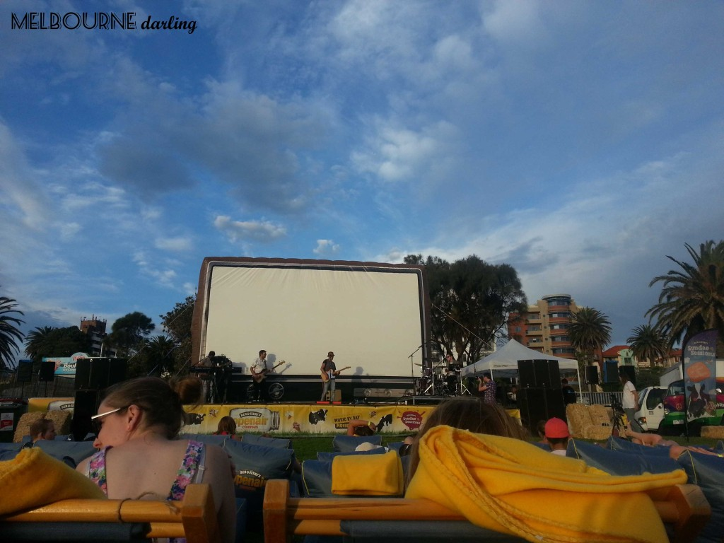 Ben & Jerry's Openair Cinema