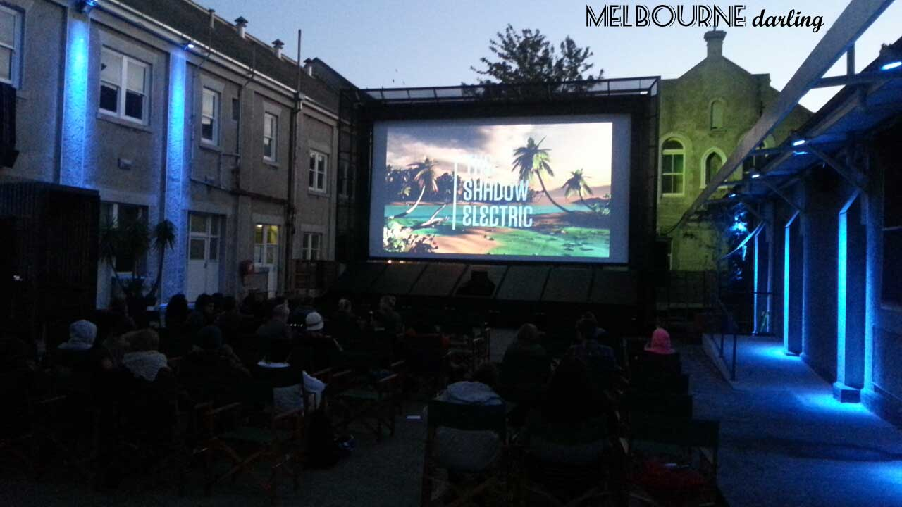 The Shadow Electric Openair Cinema