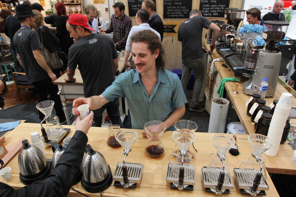 Image Via Melbourne International Coffee Expo (MICE 2014)