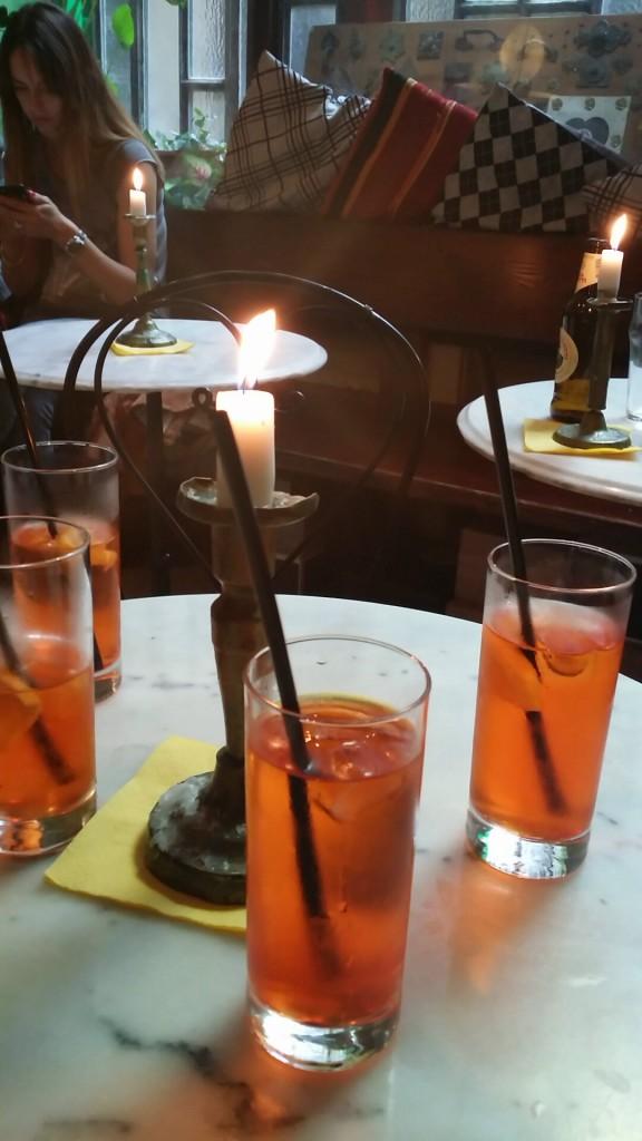 €2 Aperol Spritz at Antica Adelaide, Venice